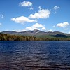 Indian Lake in the Adirondacks near the southern end. At 14 miles long, it is a sight to behold.