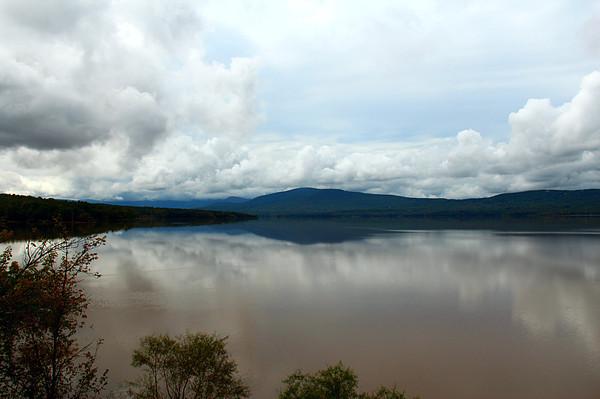 Ashokan Reservoir, Catskill mountains