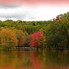 First fall pic of 2012 taken 9-29-2012 @ The Swartekill Creek in Rifton, NY.