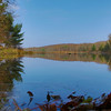 Lake Louise in Ulster County New York