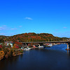 Rondout at Kingston. 10-23-2011