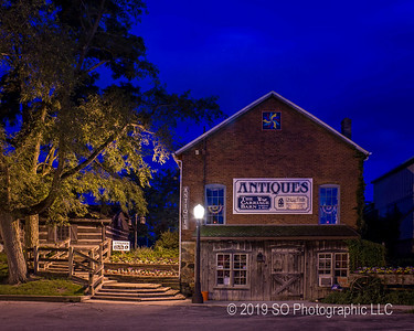 Carriage Barn Antiques at OBF