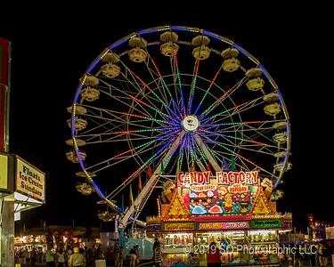 Candy Factory & Ferris Wheel
