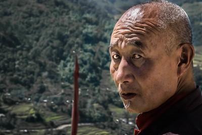 Khamsum Yurleng Chorten, Punakha Valley
