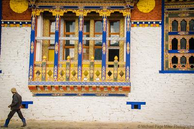Shechen Monastery, Phobjikha Valley
