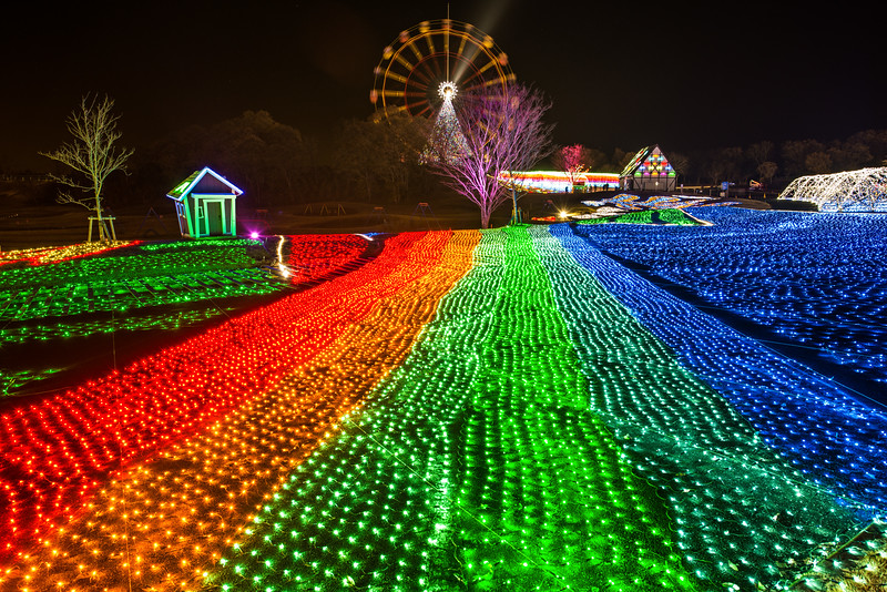 """Rainbow Road<br /> More photos at <a href=""""http://www.arcreyes.com"""">http://www.arcreyes.com</a>"""