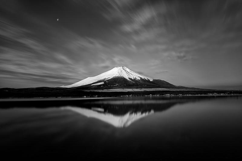 A Fine Morning w/ Fuji