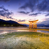 Sacred Gate of Miyajima