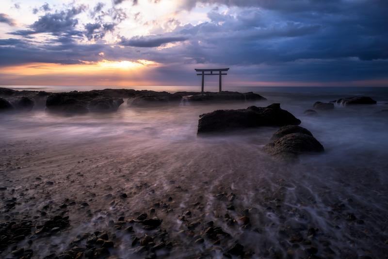 Oarai Sunrise