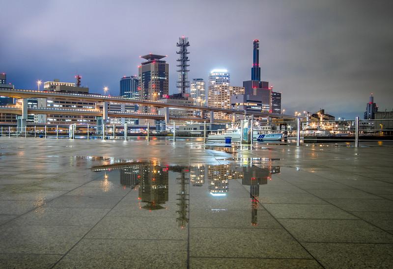The City of Kobe