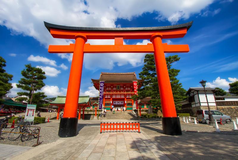 Welcome to Fushimi Inari