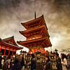 Kiyomizu's Pagoda