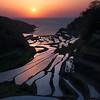 Hamanoura Tanada Sunset