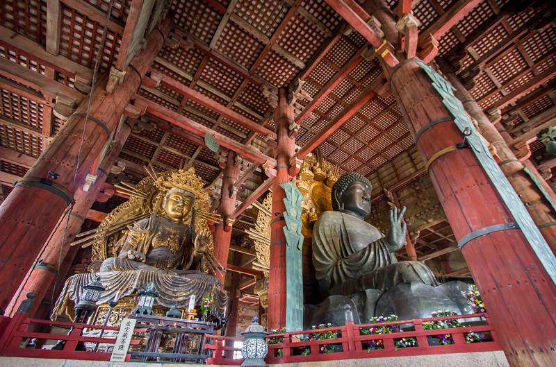 Nara's Daibutsu