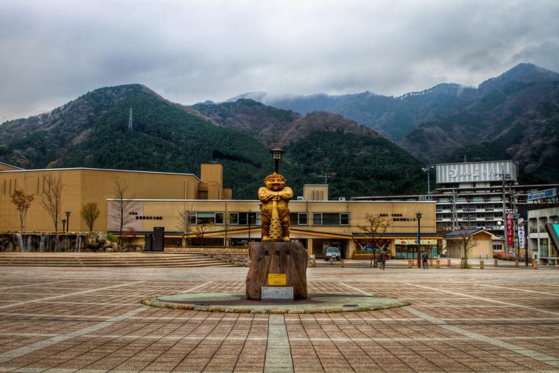 The Devil in Kinugawa-onsen