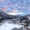 "Shirakawa-go Sunset<br /> More photos at <a href=""http://www.arcreyes.com"">http://www.arcreyes.com</a>"