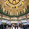 Inside The Tokyo Station