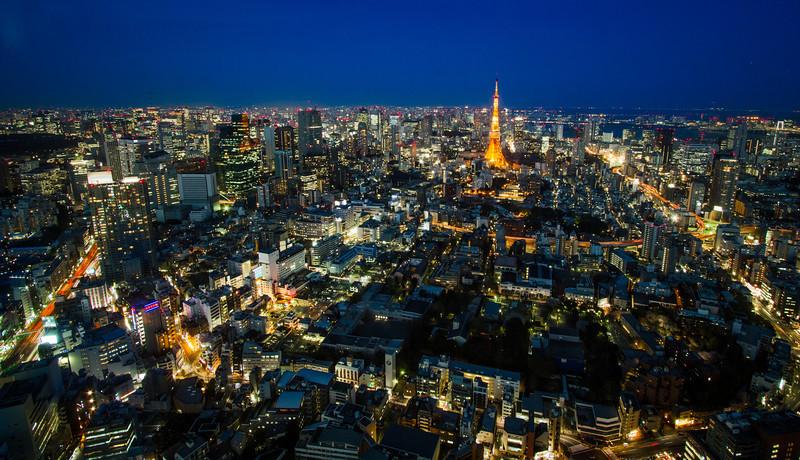 Dynamic Tokyo