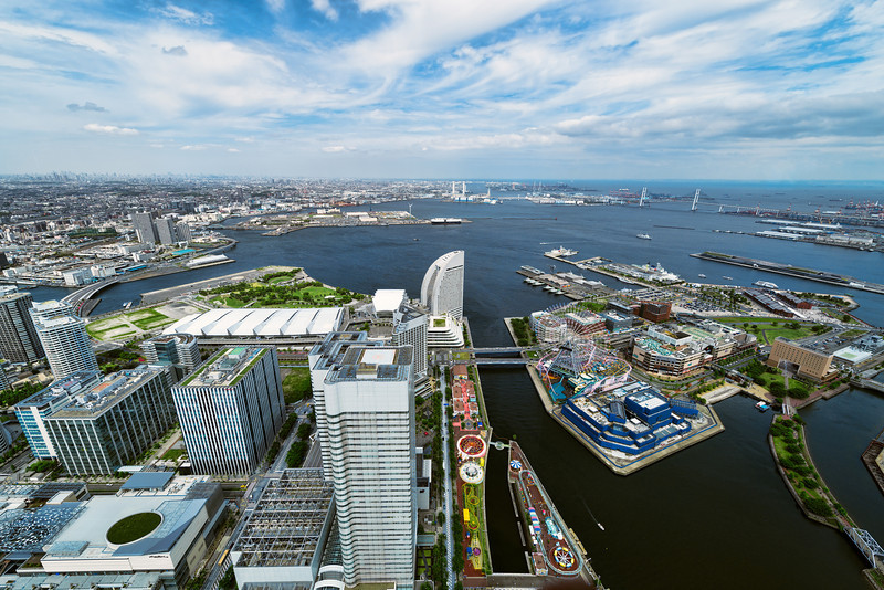 One Fine Afternoon In Yokohama