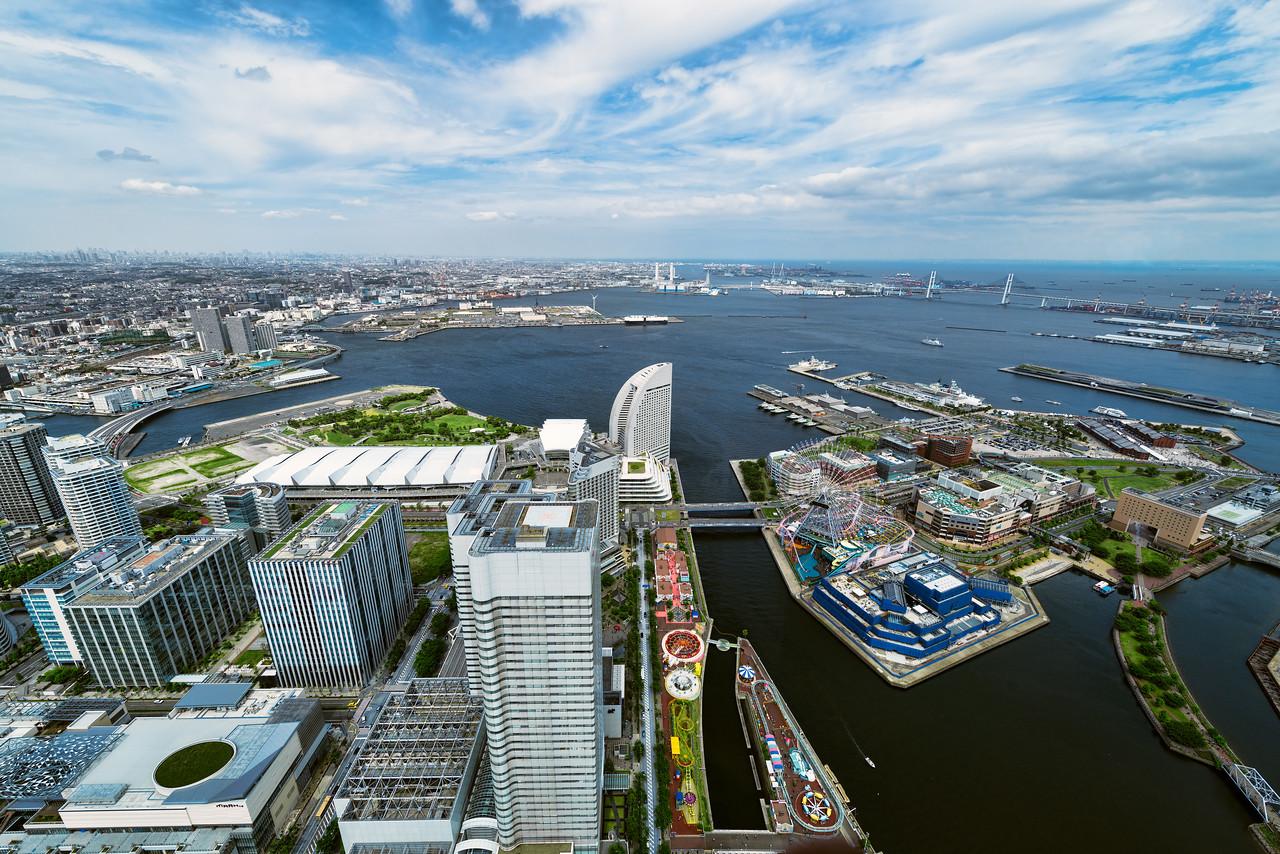 One Fine Afternoon In Yokohama
