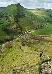 Chrome Hill, Peak District, Derbyshire