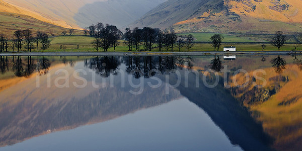 Buttermere reflections, Lake District
