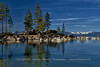 Lake Tahoe Cove Reflections