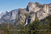 Classic Bridalveil Fall from Tunnel View