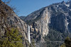 Bridalveil Fall from OLD Big Oak Flat Road