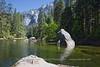 Merced River Boulder
