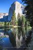 El Cap's Nose Reflection