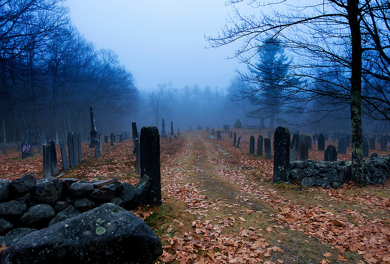 Cemetery, Royalston, MA<br /> Photo (c) Liane Brandon