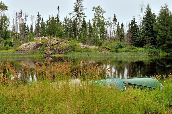 Gunflint Canoes