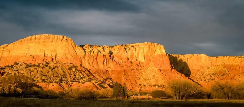 Georgia O'Keefe Ranch, New Mexico