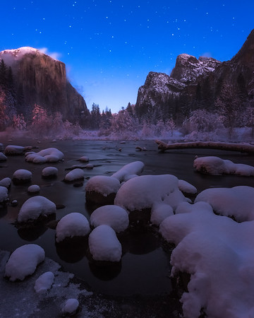 Yosemite Twinkle
