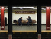 NYC subway <br /> Photo (c) Liane Brandon