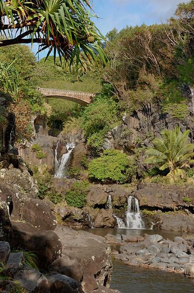 Hawaii's 'Ohe'o Falls