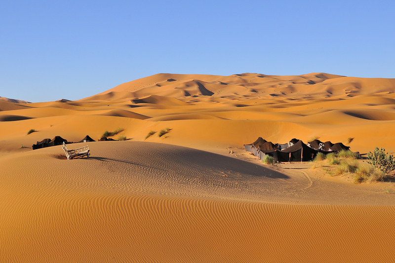 Saharan Lodging