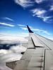 JetBlue over Virginia<br /> Photo (c) Liane Brandon
