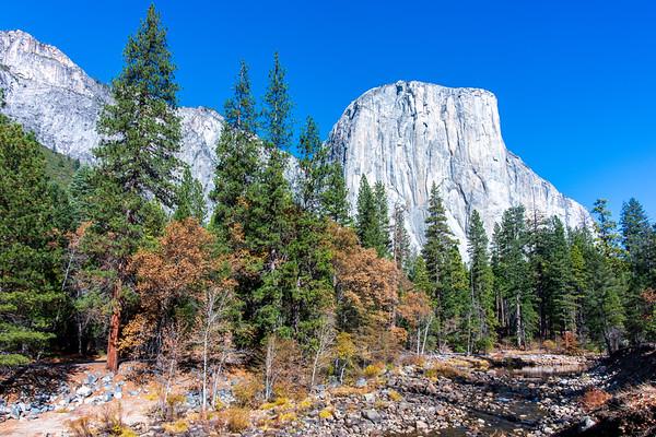 El Cap in November
