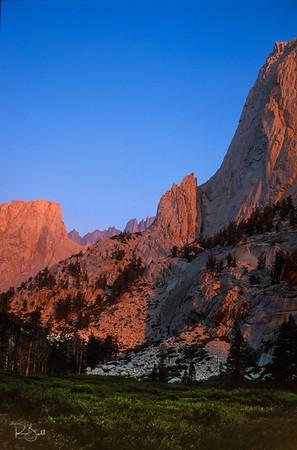 Mt. Whitney Meadows