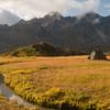 Late Summer Landscape- Arc Angel Valley, Talkeetna Mountains, Alaska