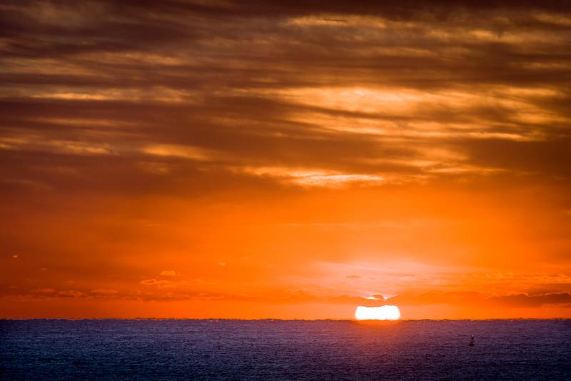 Sunrise at Palm Beach Shores