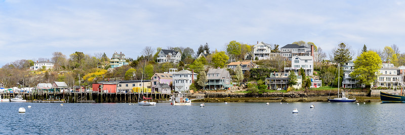 View Across Gloucester's Smith Cove