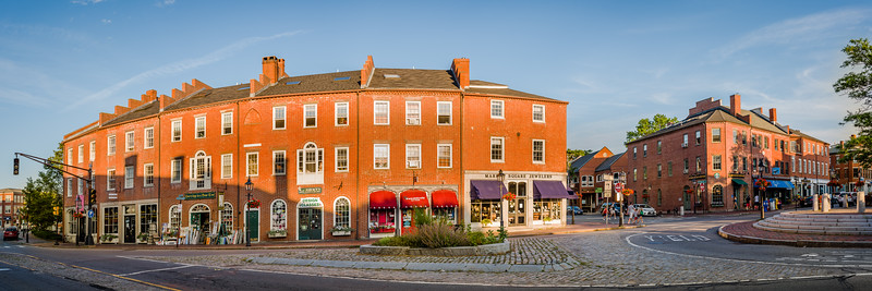 Newburyport's Market Square Shops