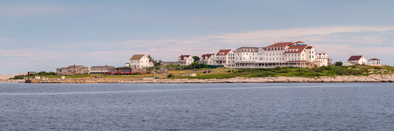 Oceanic Hotel on Star Island, Rye NH
