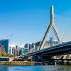 Zakim and Boston View from Charlestown