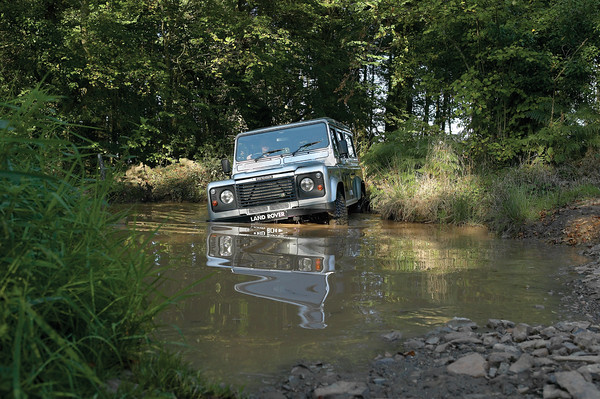 Land Rover Experience