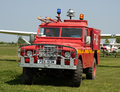 Airfield fire fighting