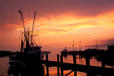 Ocracoke Village-Cape Hatteras National Seashore